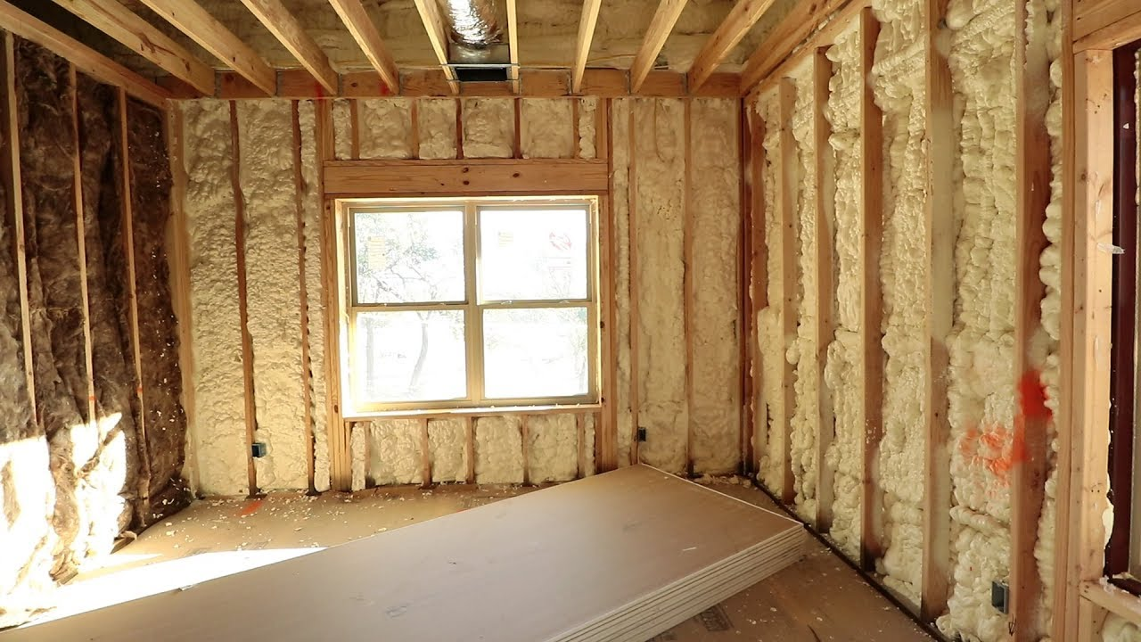 Insulation And Drywall Texas Barndominiums Episode 7