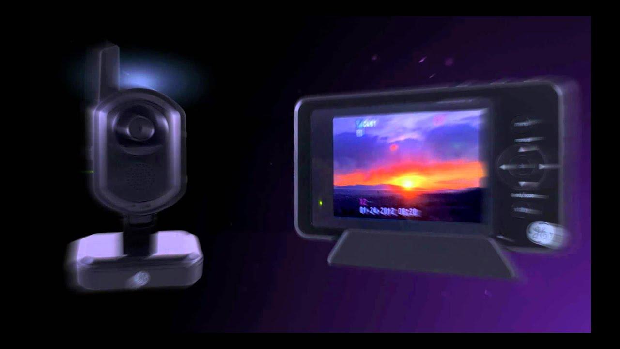 58e383ffe9089 GE Add-On Wireless Color Digital Camera - YouTube