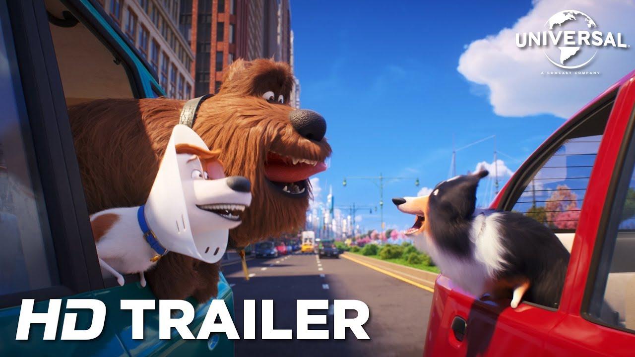A Vida Secreta Dos Bichos O Filme Completo Dublado pets - a vida secreta dos bichos 2 - trailer 6 oficial dublado (universal  pictures) hd