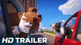 Pets - A Vida Secreta dos Bichos 2 - Trailer 6 Oficial Dublado (Universal Pictures) HD
