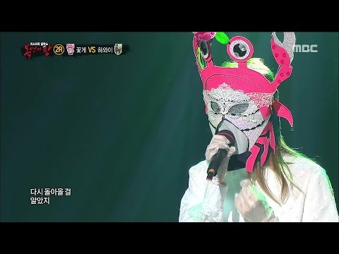 [King of masked singer] 복면가왕 스페셜 - (full ver) Lee Sung Kyung - I Wish Now It Will Be That