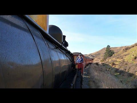 Weka Pass Rail