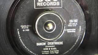 BOB & EARL -  DANCIN