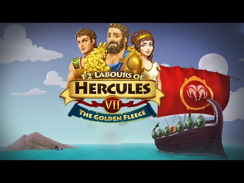 12 LABOURS OF HERCULES VII: FLEECING THE FLEECE Gameplay  