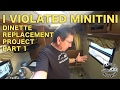 RV Dinette Replacement Project Part 1