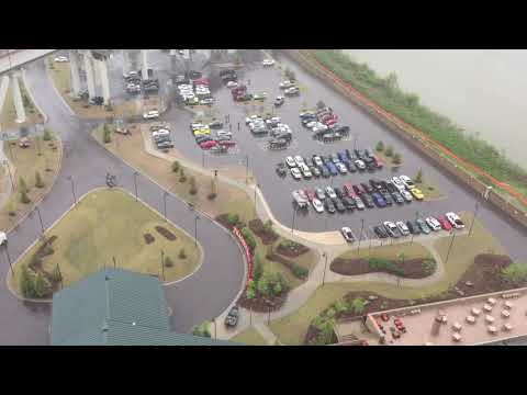 Observation Deck At Bass Pro Shops At The Pyramid In Memphis, TN - Part 2