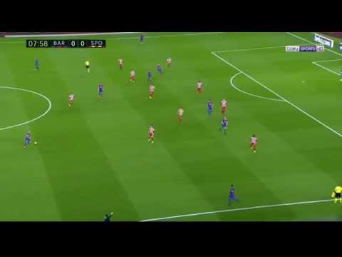Fc Barcelona - Sportinq Gijon 6:1