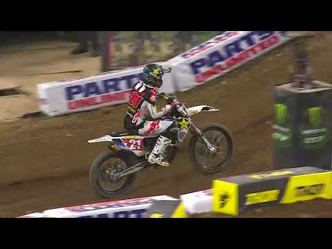 Supercross 450 Main Event Minneapolis Round 14 2018