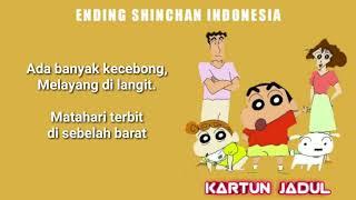 Lagu Ending Shinchan Terbaru 2019 Indonesia - Kartun Jadul