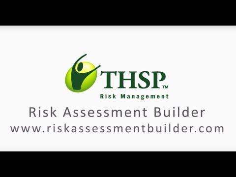 Risk Assessment Builder - Create your comprehensive risk assessments online