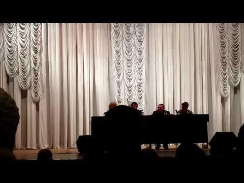 """_Собрание руководства """"ЕВРАЗ ЗСМК"""" и мэра г. Новокузнецк с работниками коксохимпроизводства"""