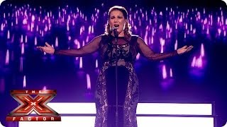 Video Sam Bailey sings Something by The Beatles - Live Week 6 - The X Factor 2013 download MP3, 3GP, MP4, WEBM, AVI, FLV Juni 2018