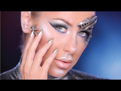 Extreme Cat Eye Makeup Tutorialde YouTube · Durée:  5 minutes 19 secondes · 32.000+ vues · Ajouté le 07.05.2011 · Ajouté par sadisticzombie