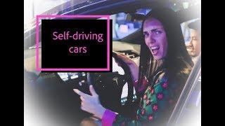 Беспилотные автомобили. Dubai World Congress for Self-Driving Cars
