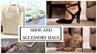 Pre-NYFW Shoes and Accessories Haul | Beauty.Life.Michelle