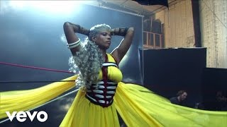 Kelis - Acapella (Behind the Scenes)