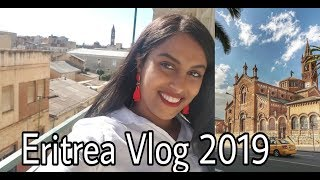 Eritrea 2k19 Vlog Part 1 My trip to Asmara, interviews, and much more