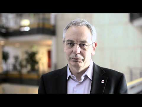 industriAll European Trade Union President Michael Vassiliadis
