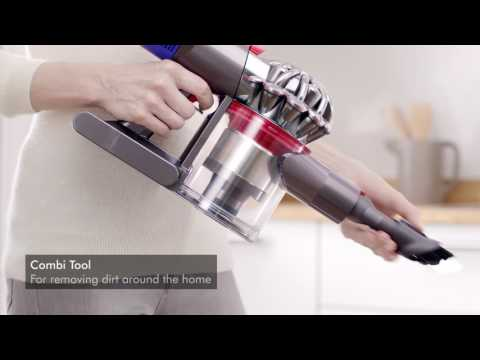 The Dyson V8 Absolute Handstick Vacuum Cleaner Available at The Good Guys