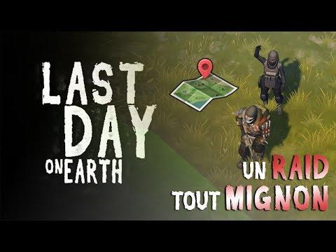 LAST DAY ON EARTH - Un Raid tout Mignon !