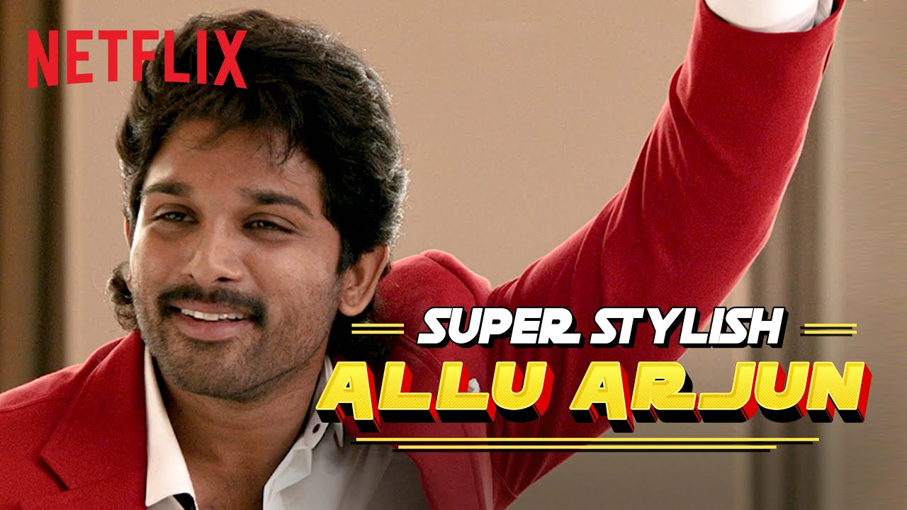 Allu Arjun Boardroom Dance Scene Ala Vaikunthapurramuloo Netflix India Youtube