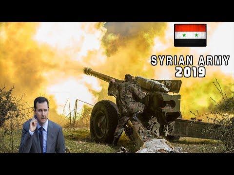 Syrian Army 2019 ✪ Syrian Military Power 2019 ✪ How Powerful is Syria ?! ✪ الجيش السوري