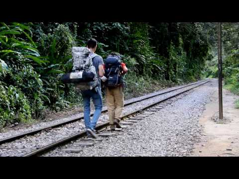 Backpacking Peru 2016 (HD)