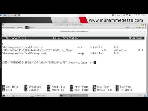 231 RHEL7 RHCSA Configuring a Basic Apache Server - ويتروو