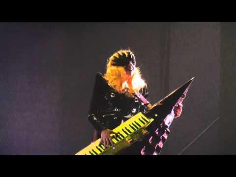 Lady Gaga - Money Honey - Live in HD! - Monster Ball ( Los Angeles San Diego Anaheim