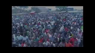 Kenya Apostolic Trip 2015