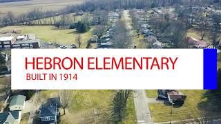 Hebron Elementary built in 1914