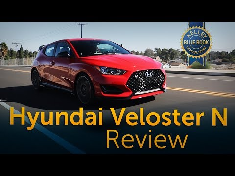 2019 Hyundai Veloster N Review Road Test