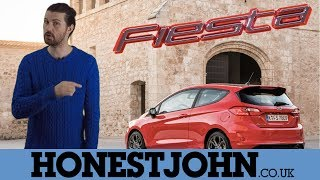 Car review in a few | new Ford Fiesta 2018