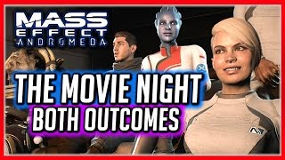 Mass Effect ANDROMEDA: The Movie Night - Both Outcomes thumbnail