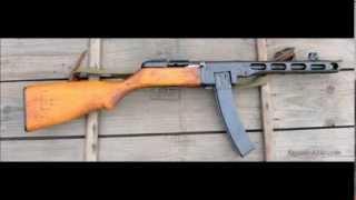 pistolety maszynowe prezentacja odc  3 (PL/ENG)