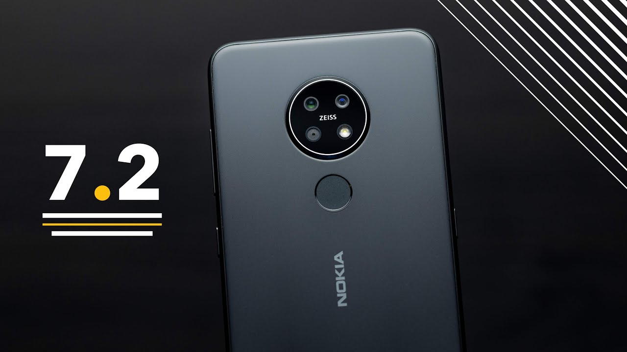 Nokia 7.2 Full Review || مختلف عن أي نوكيا !!