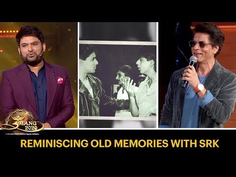 Reminiscing Old Memories With SRK | Umang 2020