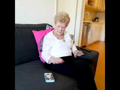 Love Grandmother 😍😍
