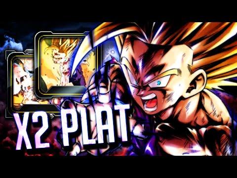 DOUBLE PLATINUM EQUIPTMENT NEEDED? | Dragon Ball Legends |