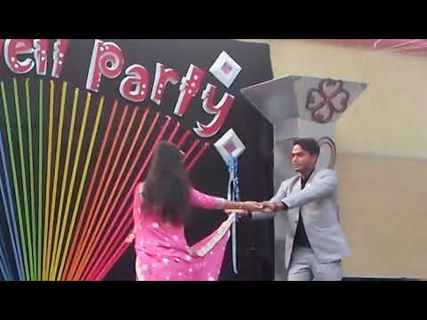 Farewell Party of College of Arts & Craft Patna