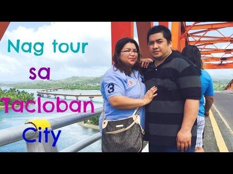 VLOG#142 Tour in Tacloban City (Beautiful Place) Vlog