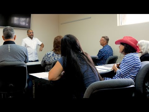 Video Explainer and marketing for small business - 1 of 2 Tampa workshops vlog