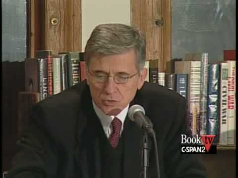 "Book TV: Tom Wheeler ""Mr. Lincoln's T-Mails"" - YouTube"