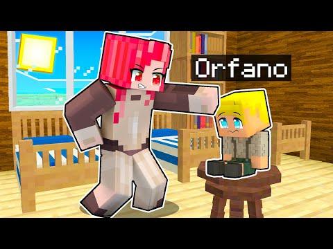 SBRISER ORFANO È IN PUNIZIONE Su Minecraft!