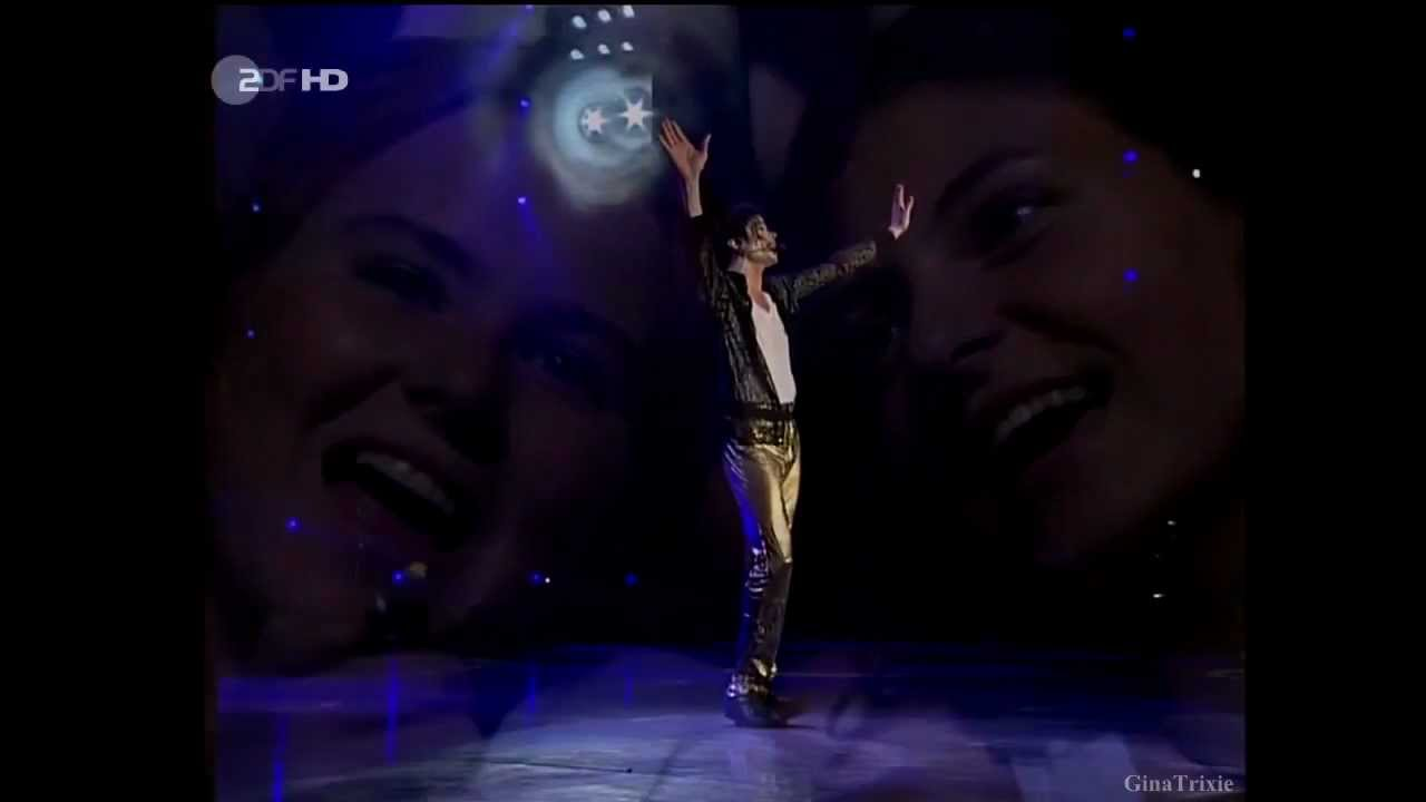 Download Michael Jackson - You Are Not Alone Live In Muinch