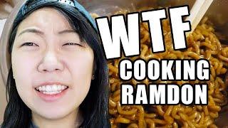 WTF Cooking: Ramdon (Chapaguri)