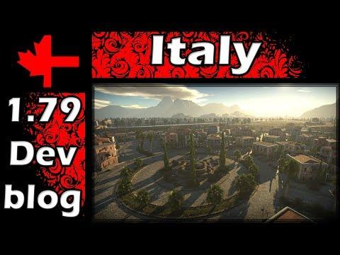War Thunder - Location Devblog - Italy