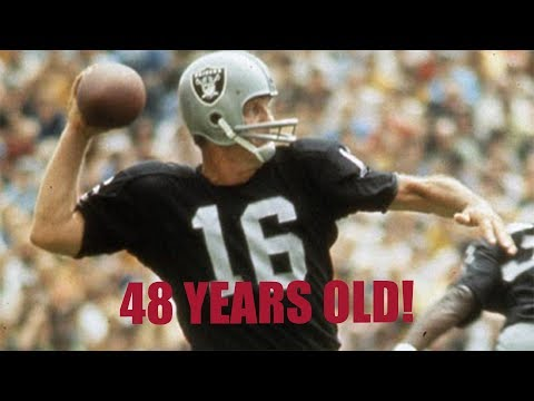 """Best """"Old Guy"""" Moments in NFL History (40+)"""