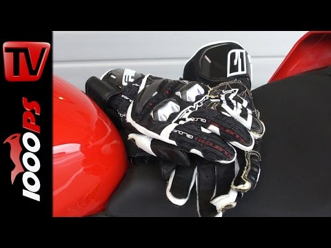 FIVE gloves RFX Race Test | Top-Racinghandschuh