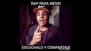 RAP PARA MESSI - MATIAS ANDRES (VIDEO)